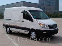 JAC HFC5047XXYKM1DF box van truck