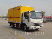 JAC HFC5048XQYZ explosives transport truck