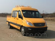 JAC HFC5049XGCKH1V engineering works vehicle