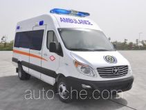 JAC monitoring-type ambulance