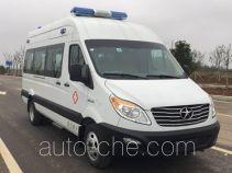 JAC HFC5049XJHKHV автомобиль скорой медицинской помощи