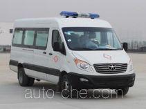 江淮牌HFC5049XJHKMF型救护车