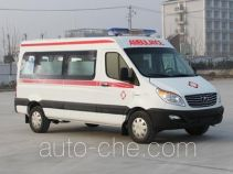 JAC HFC5049XJHKMDF ambulance