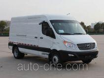 JAC HFC5049XXYKMV box van truck