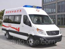江淮牌HFC5049XYLKHF型医疗车