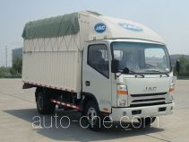 JAC HFC5056CPYP71K1C6 soft top box van truck