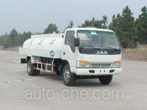 JAC insulated water tank truck
