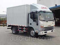 JAC HFC5060XXYP73K1B2VZ box van truck