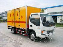 JAC HFC5061XQYKT explosives transport truck