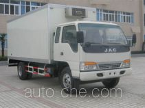 JAC HFC5063XLCKR1 refrigerated truck