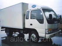 JAC HFC5063XXYK1R1S box van truck