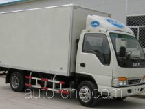 JAC HFC5041XXYK1D box van truck