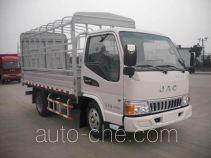 JAC HFC2041CCYP93K1C3V грузовик повышенной проходимости с решетчатым тент-каркасом