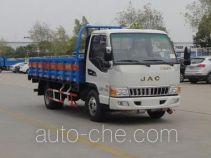 JAC HFC5071TQPZ грузовой автомобиль для перевозки газовых баллонов (баллоновоз)