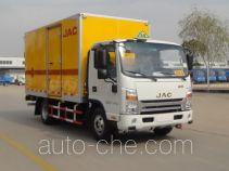 JAC HFC5071XQYZ explosives transport truck