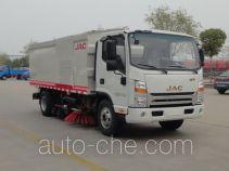 JAC HFC5080TXSZ street sweeper truck