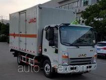 JAC HFC5080XQYVZ грузовой автомобиль для перевозки взрывчатых веществ