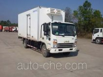 JAC HFC5081XLCP71K1C6 refrigerated truck