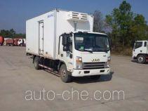 江淮牌HFC5081XLCP71K1C6型冷藏车