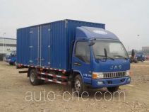 JAC HFC5081XXYP91K1C6V box van truck