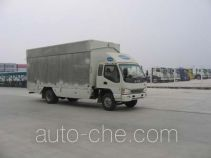 JAC HFC5083XWTK1R2D mobile stage van truck