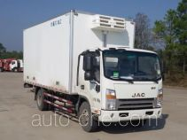 JAC HFC5091XLCP71K1D1 refrigerated truck