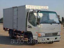 JAC HFC5091XXYP91K5C5Z box van truck