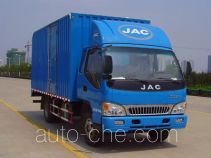JAC HFC5092XXYPB91K1D2 box van truck