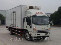 江淮牌HFC5101XLCP71K1D4型冷藏车