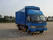 JAC HFC5120CCYP81K2D1 грузовик с решетчатым тент-каркасом