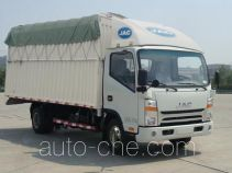JAC HFC5120CPYP71K1C6 soft top box van truck