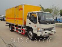 JAC HFC5120XQYKR1Z грузовой автомобиль для перевозки взрывчатых веществ