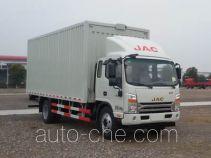 JAC HFC5140XYKP71K1D4V автофургон с подъемными бортами (фургон-бабочка)