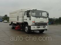 JAC HFC5160TXSZ street sweeper truck