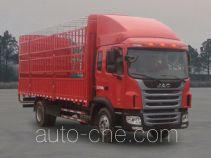 江淮牌HFC5161CCYP3K2A50S3V型仓栅式运输车