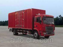 JAC HFC5151XXYP3K1A50S3V box van truck