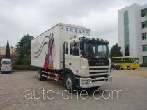 JAC HFC5162XWTK2R1T mobile stage van truck