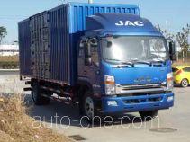 JAC HFC5162XXYP70K1E3V box van truck