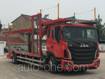 JAC HFC5181TCLP1K4A64V car transport truck