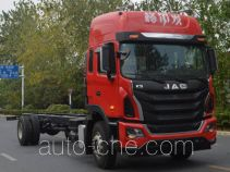 JAC HFC5181XXYP1K4A70S5V van truck chassis