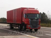 JAC HFC5201XXYP1K4D54S2V box van truck
