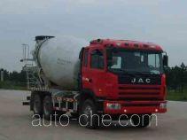 JAC HFC5241GJBP1K4E41F concrete mixer truck