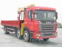 JAC HFC5241JSQP2K1C54F грузовик с краном-манипулятором (КМУ)