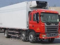 JAC HFC5241XLCP2K1C54F refrigerated truck
