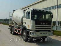 JAC HFC5246GJBK2R1LT concrete mixer truck