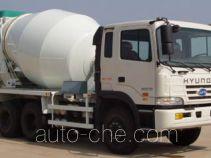 JAC HFC5250GJB1 concrete mixer truck