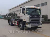 JAC HFC5250ZXXZ detachable body garbage truck