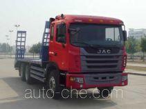 JAC HFC5251TPBP1K4E43F flatbed truck