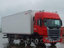JAC HFC5251XLCP1K4D54V refrigerated truck