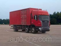 JAC HFC5251XXYP2K2D42S3V box van truck